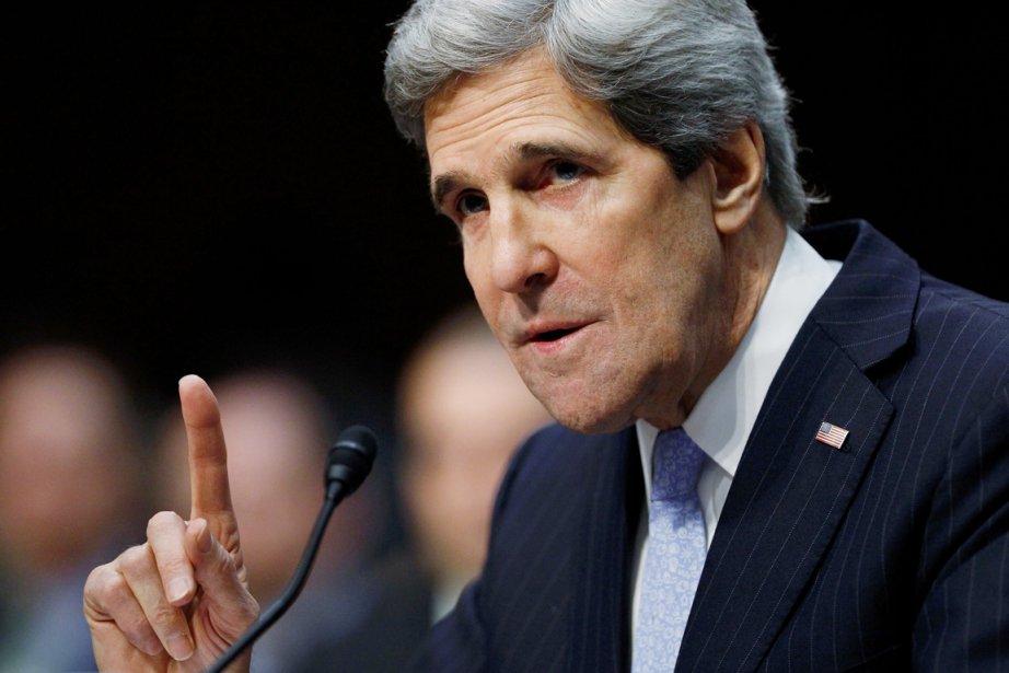 John Kerry, nommé secrétaire d'État par le président... (PHOTO GARY CAMERON, REUTERS)