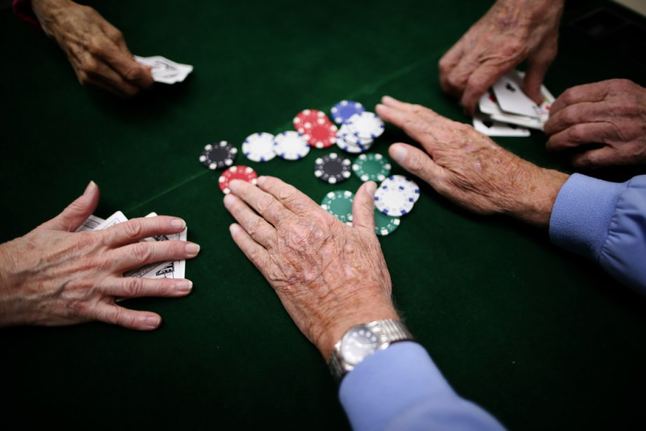 Soirée de poker au club des célibataires . | 24 janvier 2013