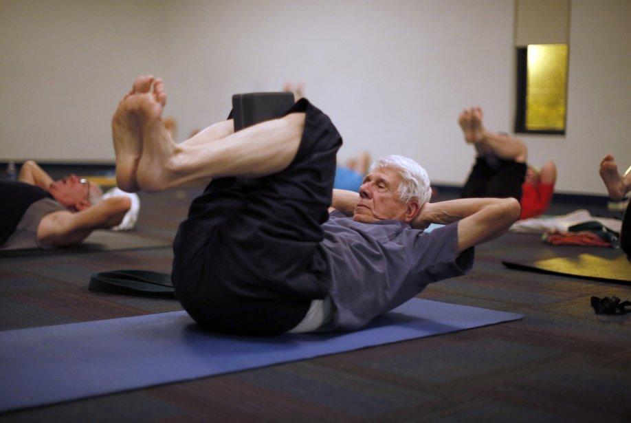La classe de yoga | 24 janvier 2013