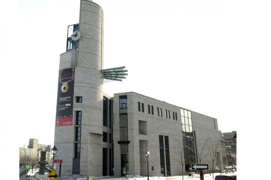 Le musée Pointe-à-Callière.... (Photo: archives La Presse)
