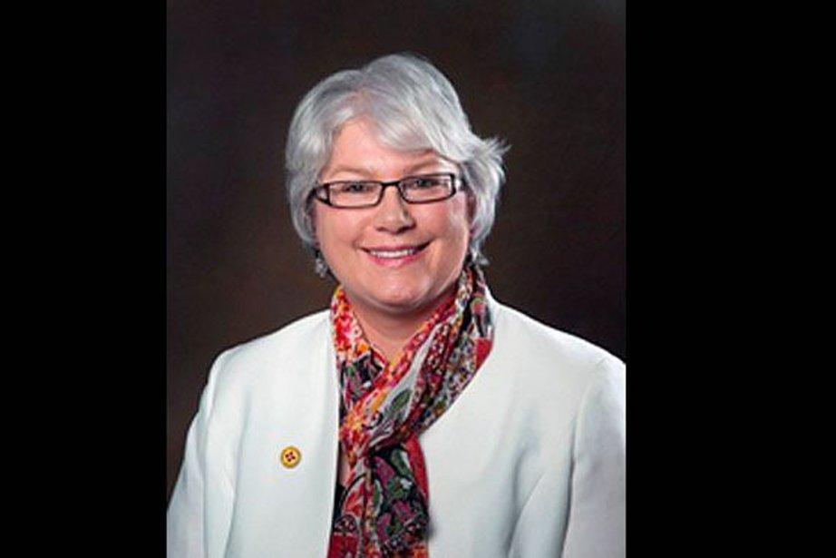 La parlementaire républicaine Cathrynn Brown a déposé mercredi... (Photo tirée du site du parlement américain)