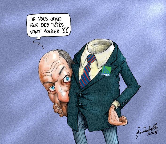 Caricature du 25 janvier | 25 janvier 2013