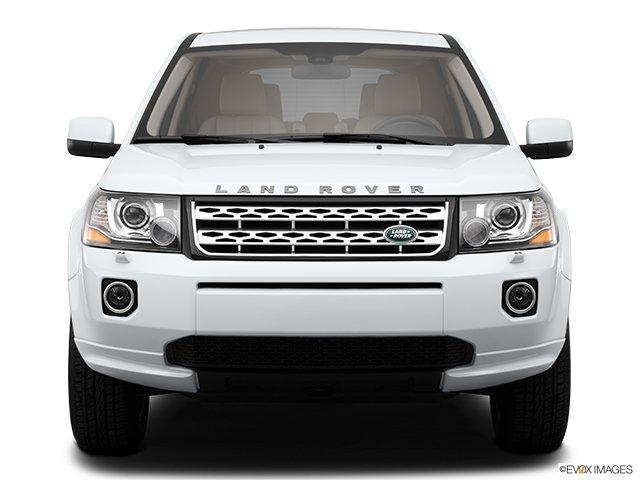 Land Rover LR2 2013: Par monts et par vaux  - Traction intégrale, 4 portes - Avant (Evox)