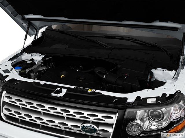 Land Rover LR2 2013: Par monts et par vaux  - Traction intégrale, 4 portes - Moteur (Evox)