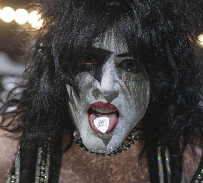 Paul Stanley, de Kiss | 26 janvier 2013