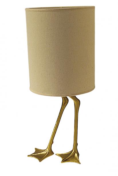 Lampe de table, 733$ chez Un Fauteuil pour Deux, 30, quai Saint-André, Québec, 418694-9449 | 27 janvier 2013