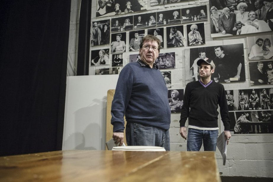 Rémy Girard et François-Xavier Dufour | 28 janvier 2013