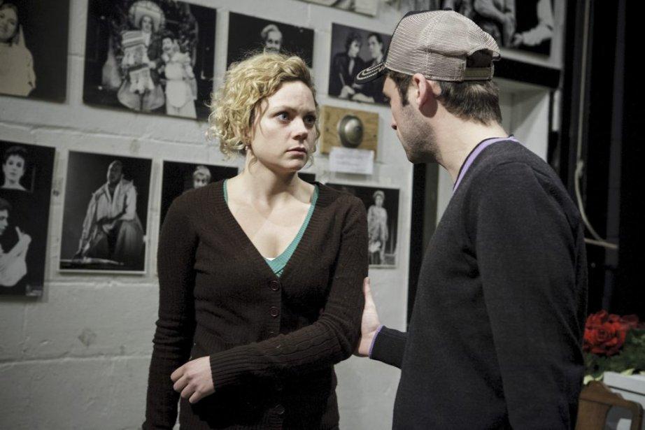 Marie-Pier Labrecque et François-Xavier Dufour | 28 janvier 2013
