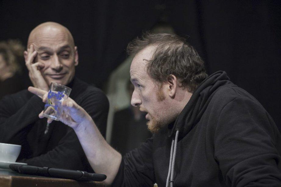 Jean Marchand et Frédéric Desager | 28 janvier 2013