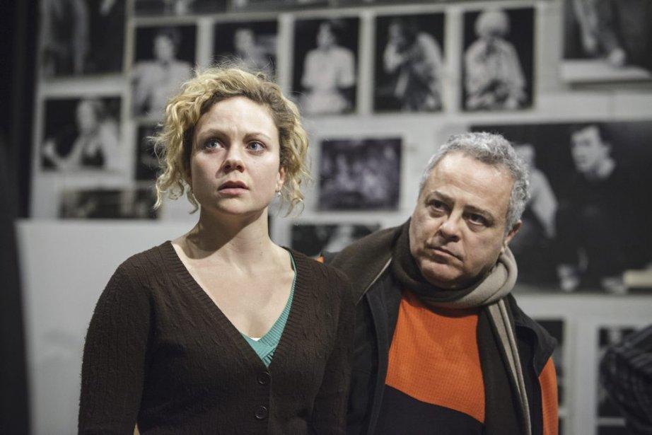 Marie-Pier Labrecque  et Manuel Tadros | 28 janvier 2013