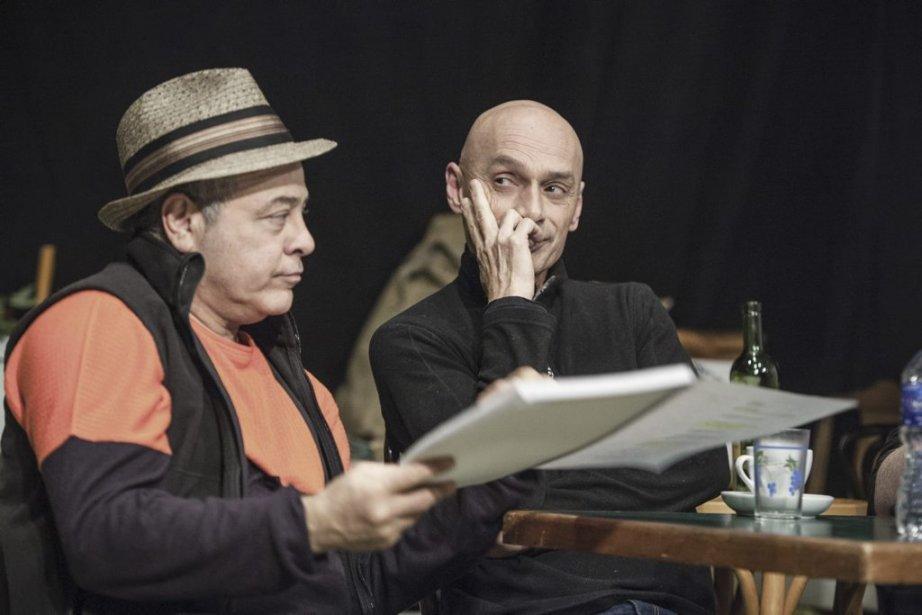 Manuel Tadros et Jean Marchand | 28 janvier 2013