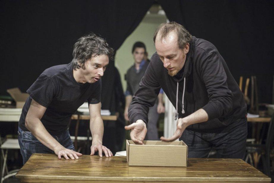 David-Alexandre Després et Frédéric Desager | 28 janvier 2013