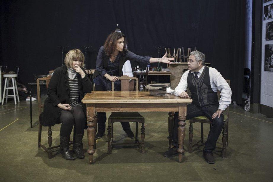 Danielle Lorrain, Sophie Faucher et Manuel Tadros | 28 janvier 2013