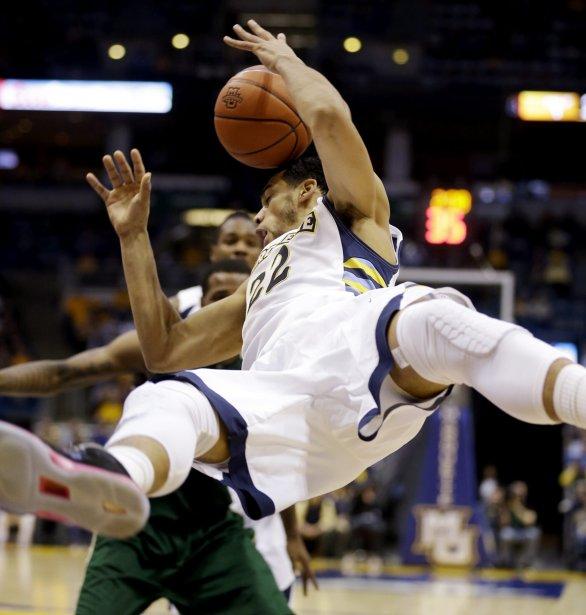 Partie de basketball collégial entre l'université Marquette et South Florida. | 29 janvier 2013