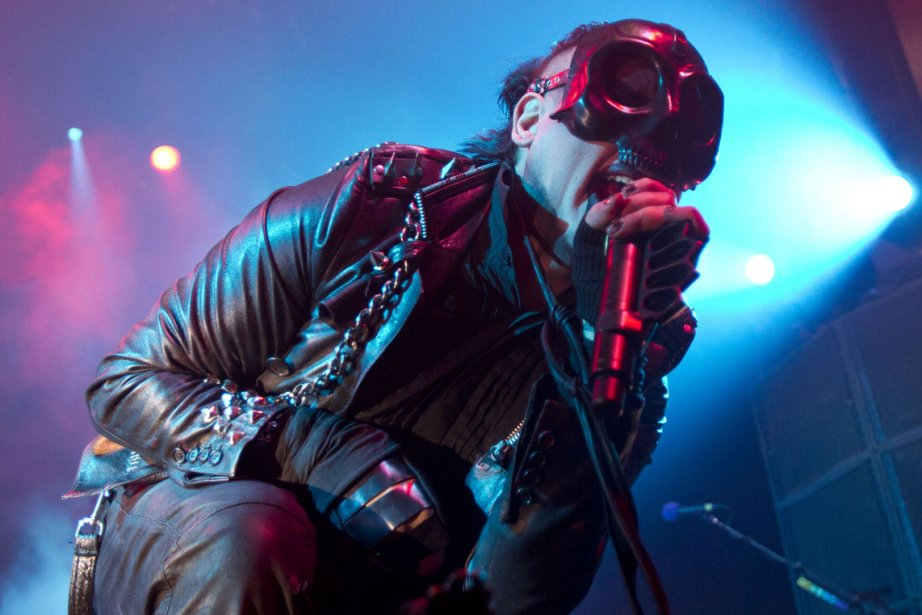 Spectacle de Marilyn Manson au Metropolis. | 29 janvier 2013