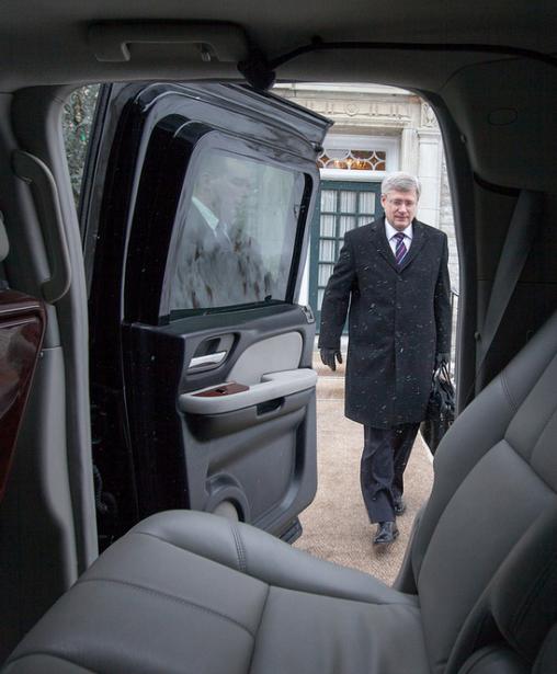 C'est un départ vers le bureau. | 29 janvier 2013