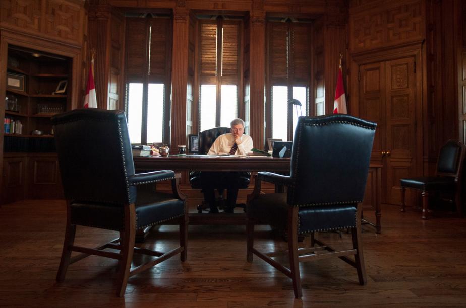 Même le PM a son lot de devoirs à faire chaque jour. | 29 janvier 2013