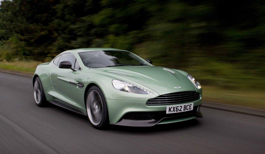 Aston Martin Vanquish... | 2013-01-29 00:00:00.000