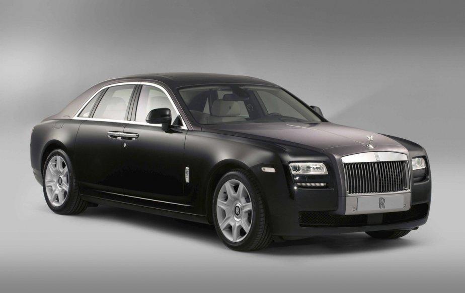 Rolls-Royce Ghost | 29 janvier 2013