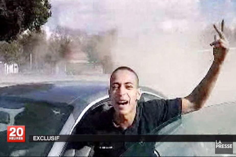 Mohamed Merah, petit délinquant radicalisé des quartiers populaires... (IMAGE ARCHIVES FRANCE 2/REUTERS)