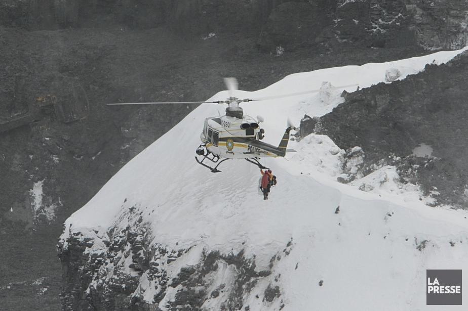 Sauvetage du survivant. | 29 janvier 2013