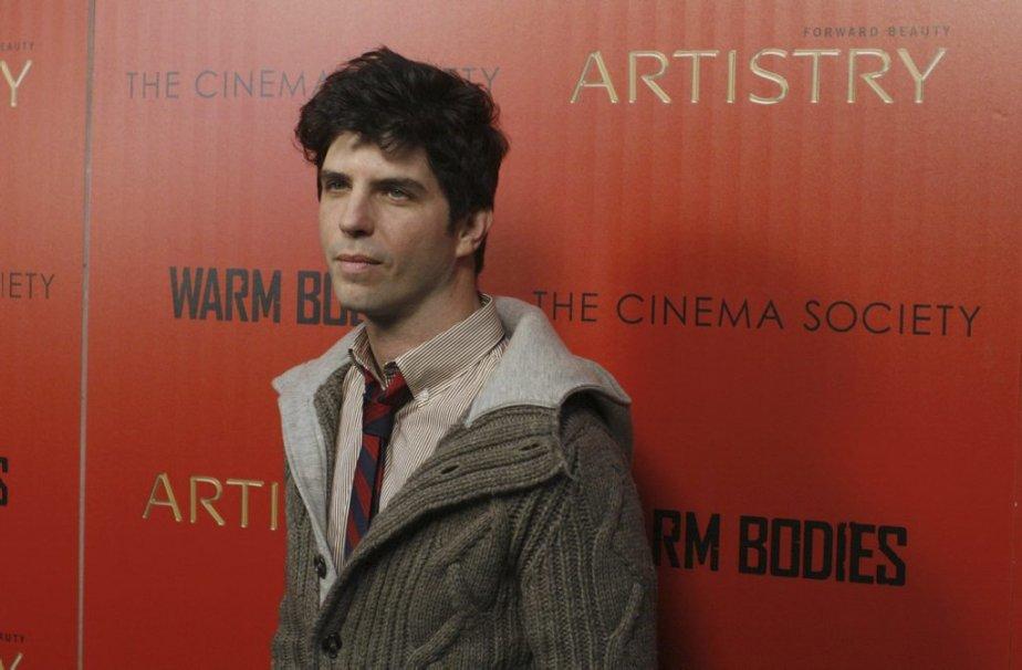 Le réalisateur Jonathan Levine | 29 janvier 2013