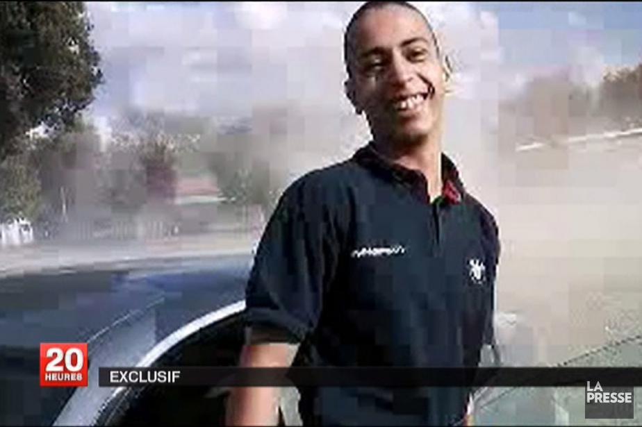 Mohamed Merah... (IMAGE ARCHIVES FRANCE 2/REUTERS)