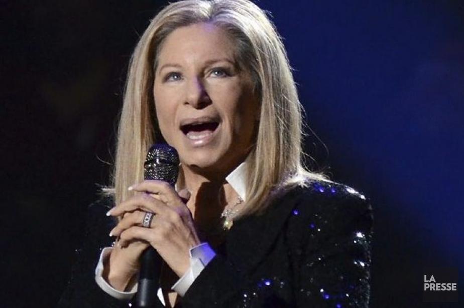 Barbra Streisand... (Photo: archives AP)