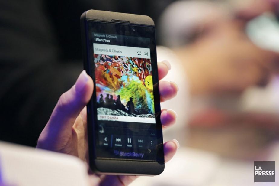 Les actions de BlackBerry ( (Photo: AP)