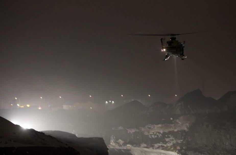 Les recherches nocturnes. | 30 janvier 2013