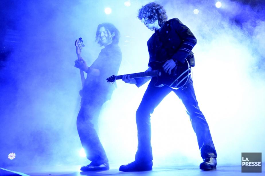 <em>Queen Extravaganza </em>au Centre Bell.<em></em> (Photo: Bernard Brault, La Presse)