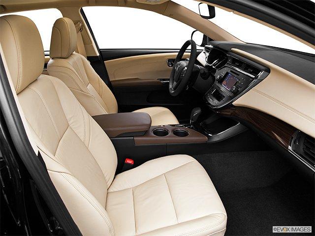 Toyota Avalon: Il n'y a que le style qui change - Berline 4 portes XLE - Siège du passenger (Evox)