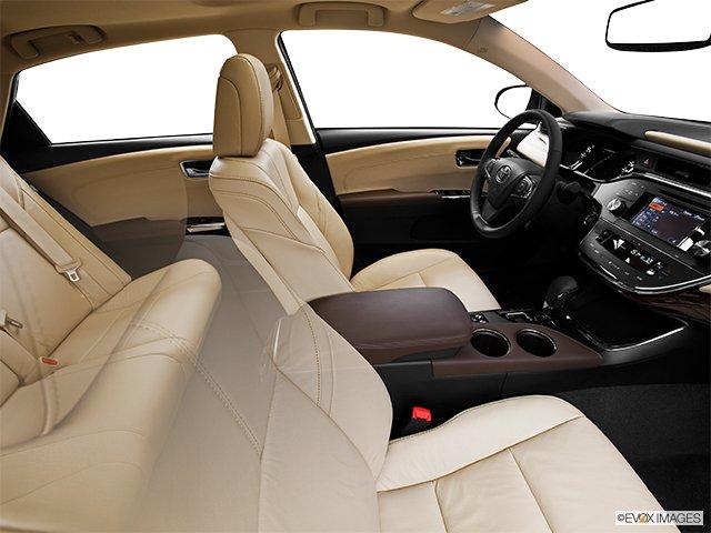 Toyota Avalon: Il n'y a que le style qui change - Berline 4 portes XLE - Habitacle (Evox)