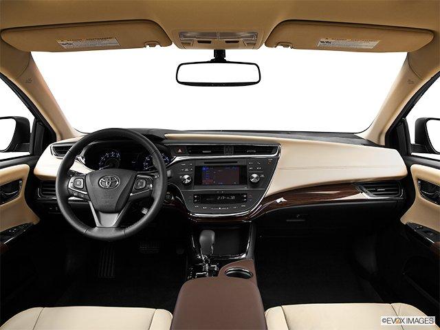 Toyota Avalon: Il n'y a que le style qui change - Berline 4 portes XLE - Tableau de bord (Evox)