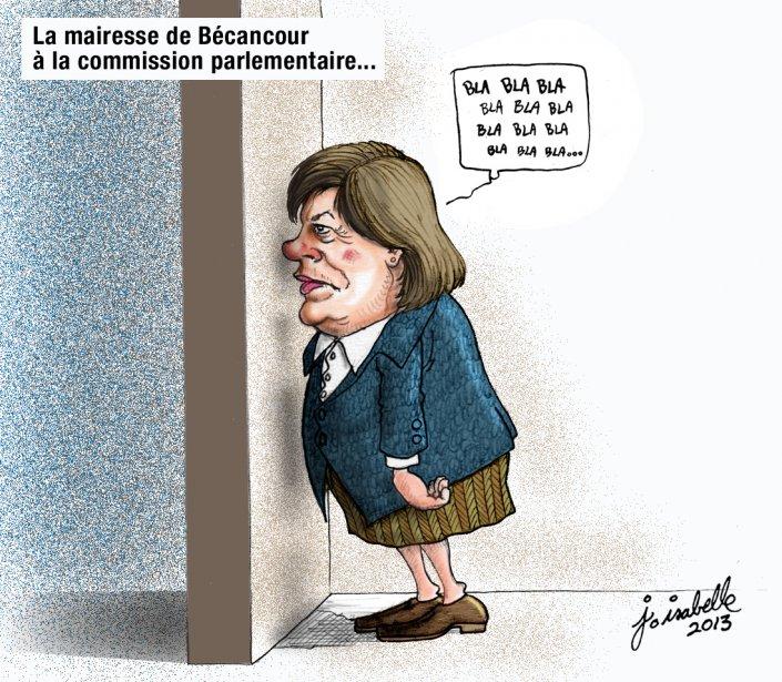 Caricature du 30 janvier | 31 janvier 2013