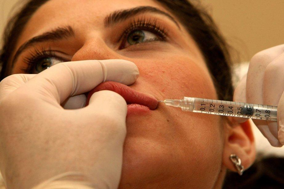 Le marché mondial de l'esthétique médicale a... (PHOTO ANWAR AMRO, AFP)