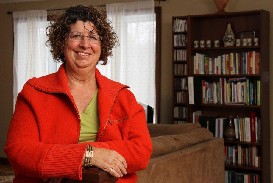 Sylvie Pellerin, de St-Étienne-de-Bolton, participante à la téléréalité La Voix. | 1 février 2013