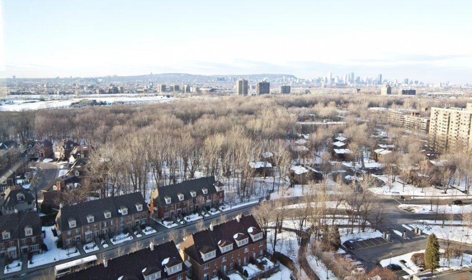 Un appartement terrasse de r ve val rie v zina for Appartement nord ouest