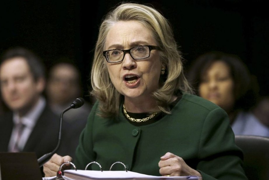 Hillary Clinton a accusé la Russie de continuer... (Photo Pablo Martinez Monsivais, AP)