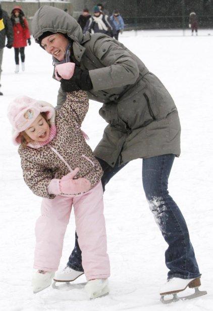 Première fin de semaine de Bal de neige. (Simon Séguin-Bertrand, LeDroit)