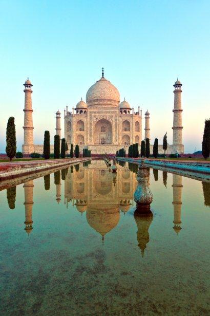 Shâh Jahân et Mumtaz Mahal à Agra (Inde)... | 2013-02-04 00:00:00.000