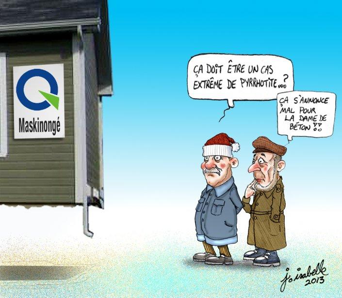 Caricature du 2 février | 4 février 2013