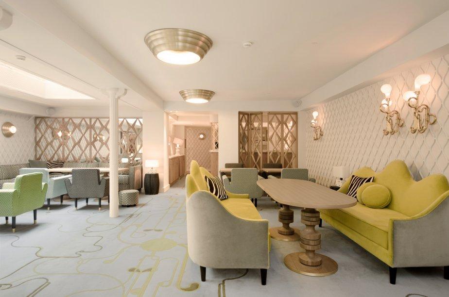 India Mahdavi est une architecte réputée à Paris. Parmi les endroits qu'elle y...