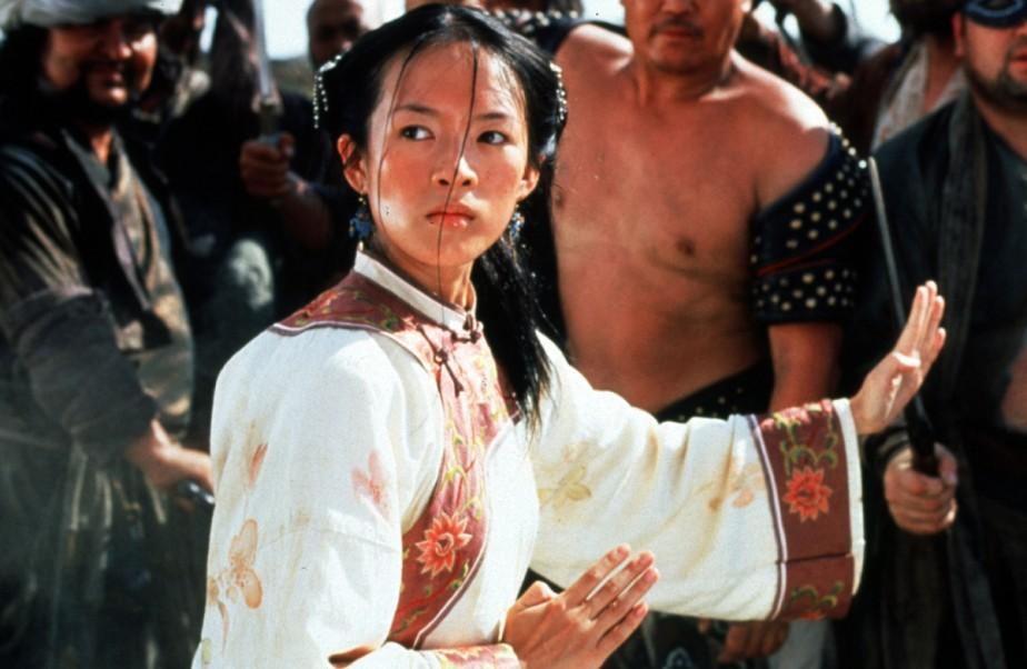 L'actrice Zhang Ziyi dans un extrait du film... (Photo: fournie par la production)