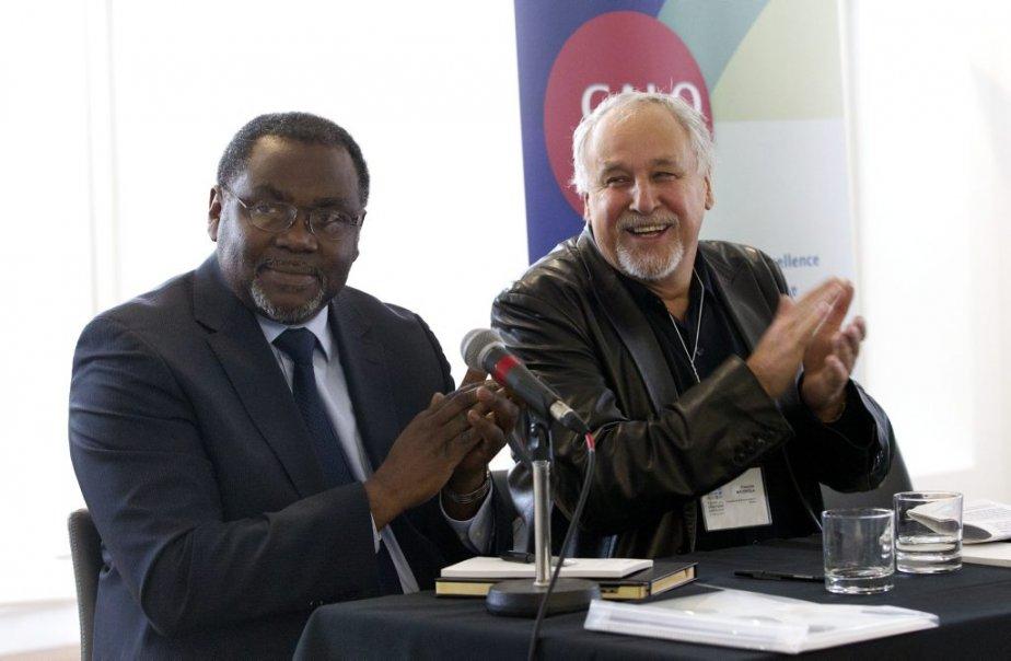 Le  ministre de la Culture et des... (Photothèque La Presse)