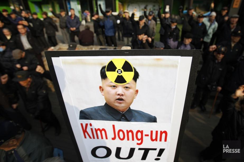 Des manifestants coréens à Séoul, le 31 janvier.... (Photo Reuters)