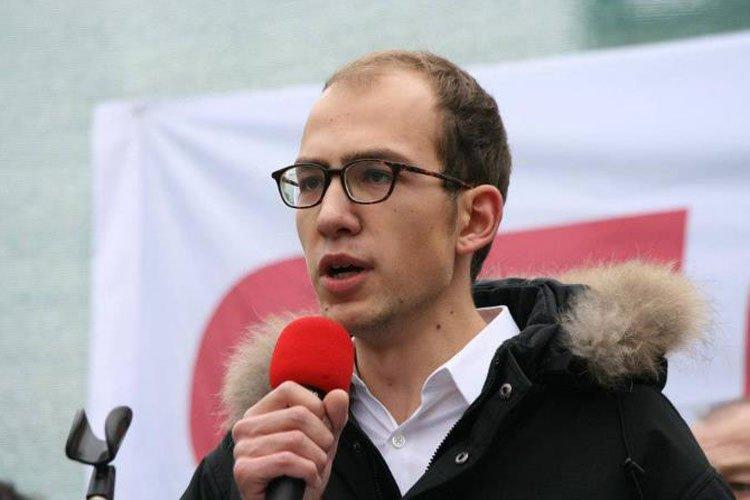 Le porte-parole de l'ASSÉ, Jérémie Bédard-Wien.... (Photo: Le Quotidien)