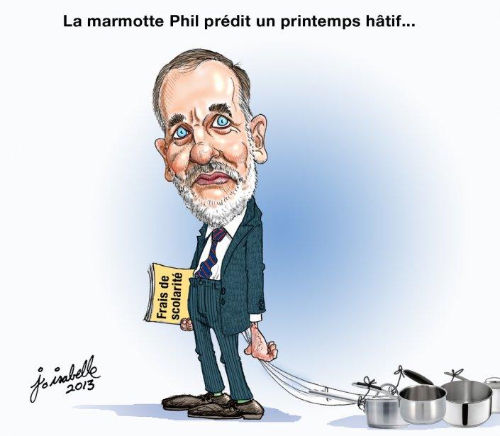 Caricature du 5 février | 5 février 2013