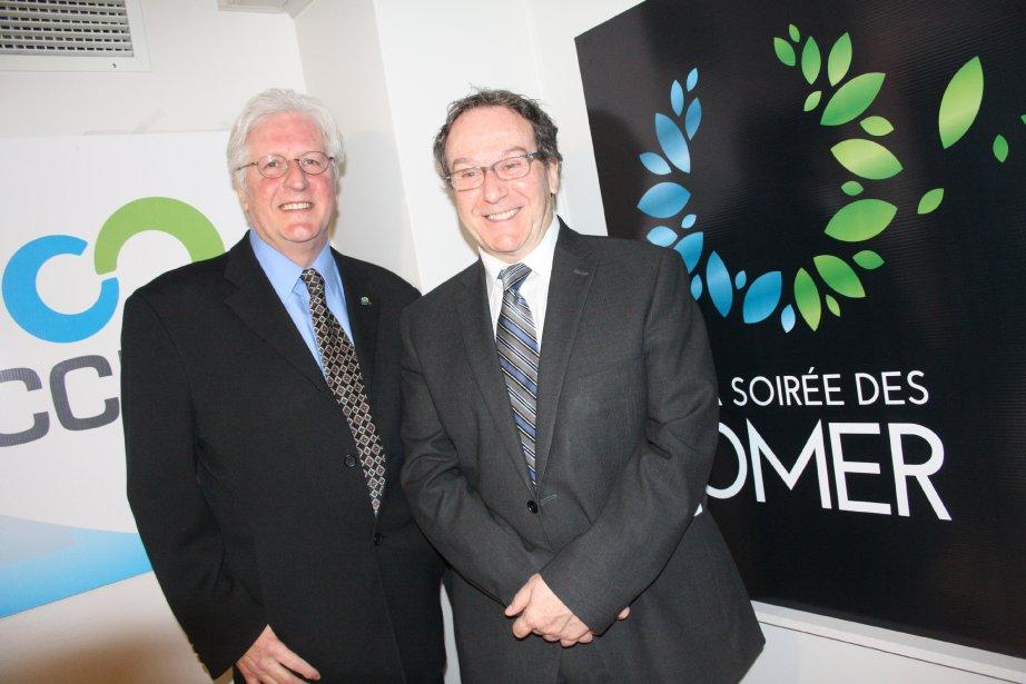 Les omer rendront hommage aux gens d 39 affaires dynamiques for Chambre commerce granby