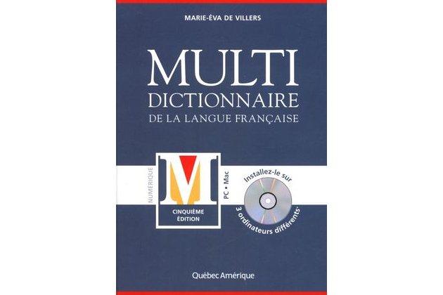Les dictionnaires sous forme numérique supplantent toujours leur pendant papier...